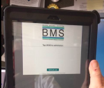 In-Clinic iPad with survey