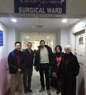 Dr. Tam Pham and the ReSurge Team