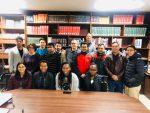 Dr. Tham Pham and the Nepal outreach team