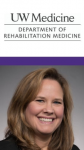 Shelly Wiechman, PhD, ABPP; UW Medicine Dept of Rehabilitation Medicine